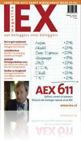 Cover IEX Magazine